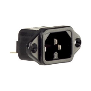 IEC Inlet Socket - STF95A1