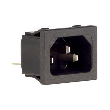 C14 IEC Connector - STS350A1