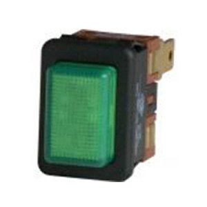 Illuminated 240V Push Button Switch - SXL4126H1E0000W