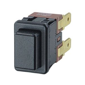 Rectangular Momentary Push Button Switch - SXL4127H1100000W