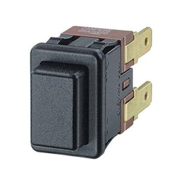 Rectangular Momentary Push Button Switch - SXL4127H1100000W