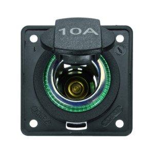 Berker 12V power socket outlet 9-4570-25-15
