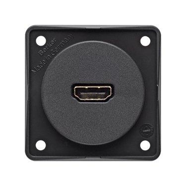 Berker HDMI socket 9-4582-25-XX