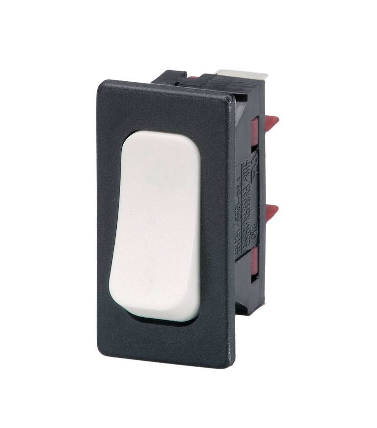 Rocker switch - B1011C1211000