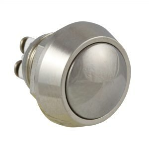 Nickel Push Button Switch - AB-AV-1204
