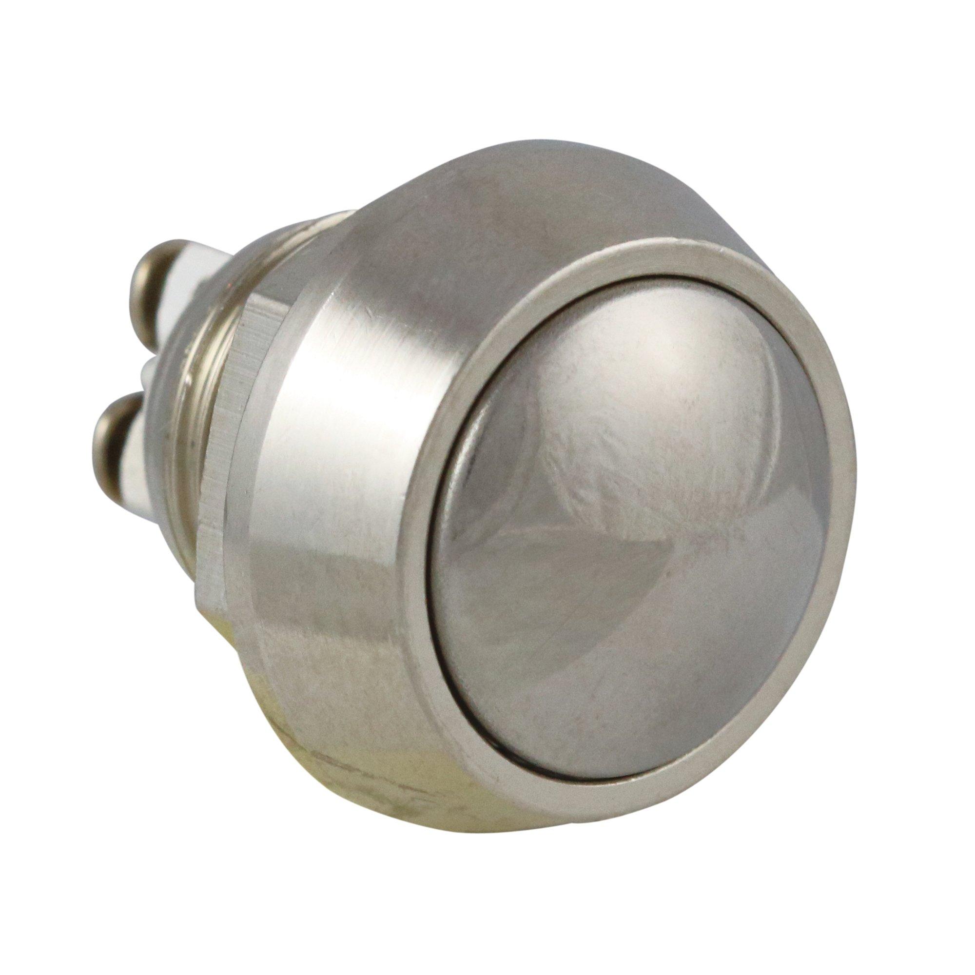 Nickel Push Button Switch - AB-AV-1204