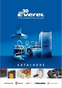 Everel Catalogue Cover 2017