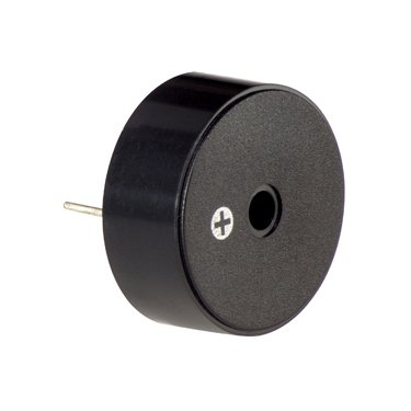 12VDC Piezo Audio Indicator - ABI-051-RC