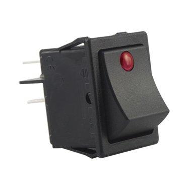 Rocker Switch Red Dot - SX8231881100G000
