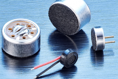 Electret Microphone Components