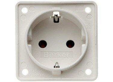 SCHUKO socket - 9-4195-XX