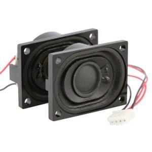 4ohm miniature speaker set - ABS-246-RC