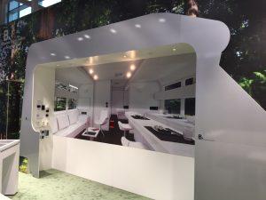 Caravan Salon Berker Stand
