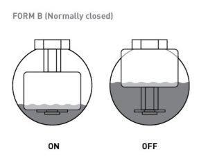 Level sensor Form B