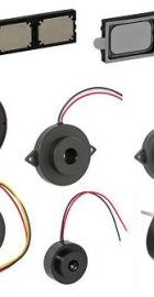 New Piezo Buzzers And Miniature Speakers