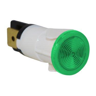 Green Neon Indicator 12mm - SX41211F2E00000