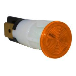 orange 13mm signal lamp - SX43211F3H00000